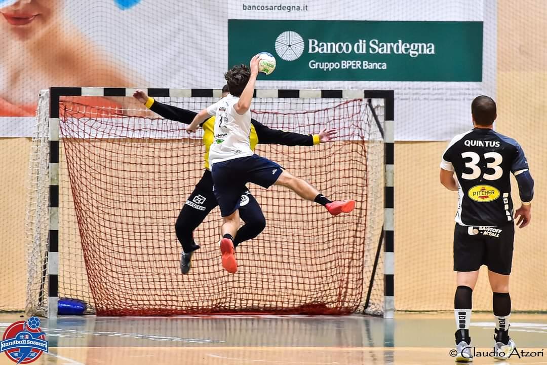 """3° Handball Cup """"Banco Di Sardegna"""" – La Raimond parte con il piede giusto"""